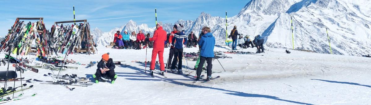 Distanču slēpes (klasiskajam solim)