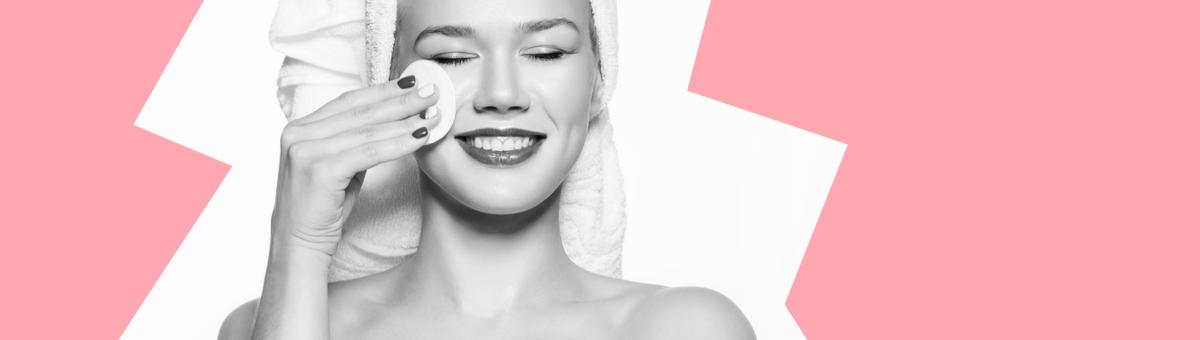 Чем лучше всего снимать макияж?