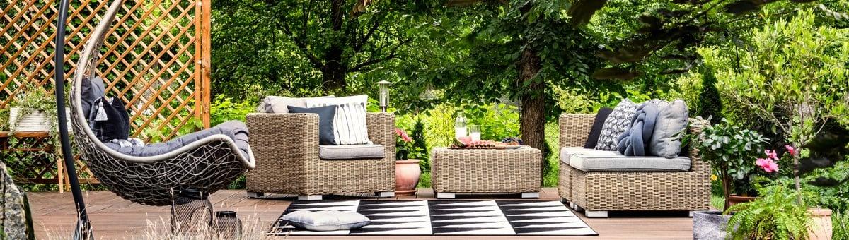 Vai āra mēbeles ziemā var atstāt ārā?