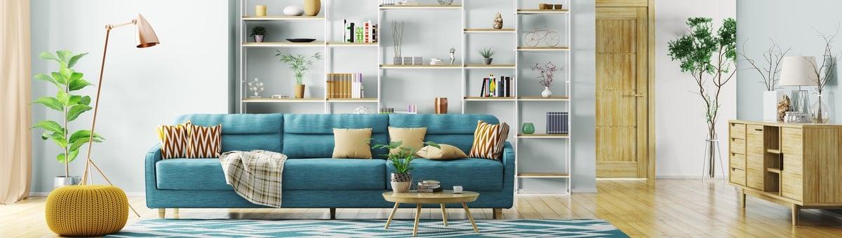 Mēbelēti īres dzīvokļi: kā ekonomiski, bet ērti iekārtot mājokli īrniekiem?