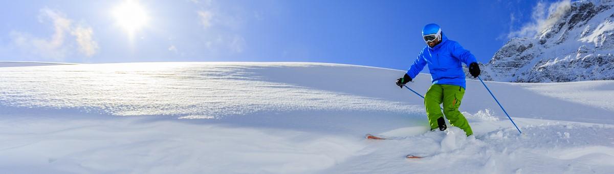 Slēpošanas nūjas kalnu slēpošanai