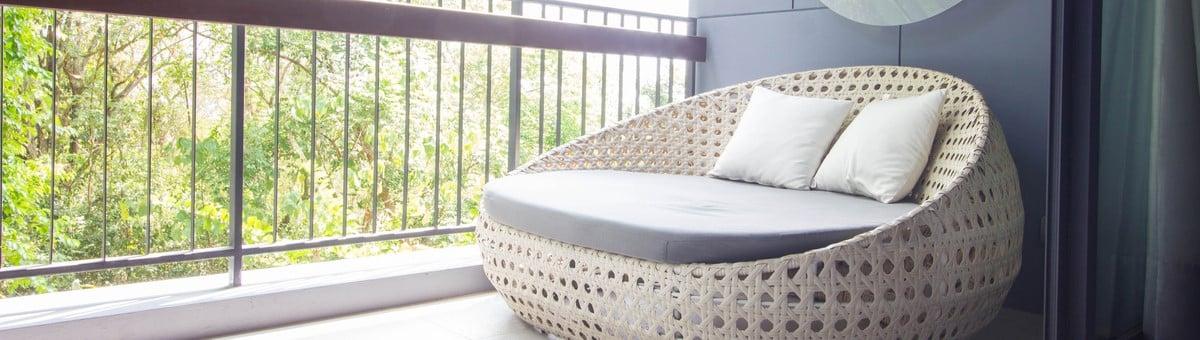 Kā izveidot balkonu stilīgā un mājīgā veidā?