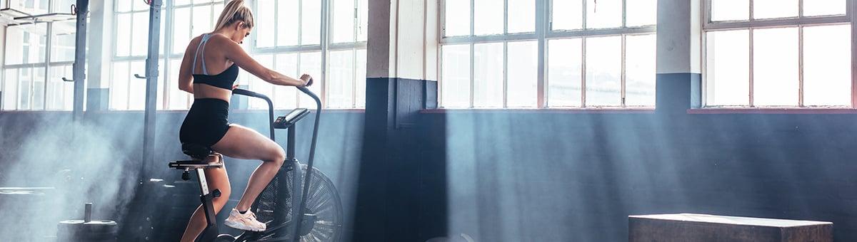 Kā izvēlēties velotrenažieri?