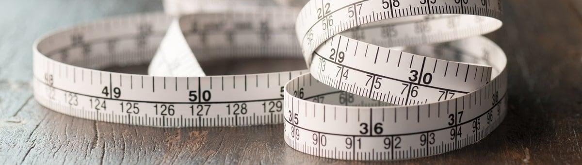 Apģērbu izmēru tabulas