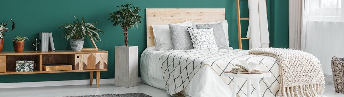 На что следует обратить внимание при обустройстве спальни?